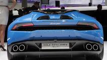 Lamborghini at 2015 IAA