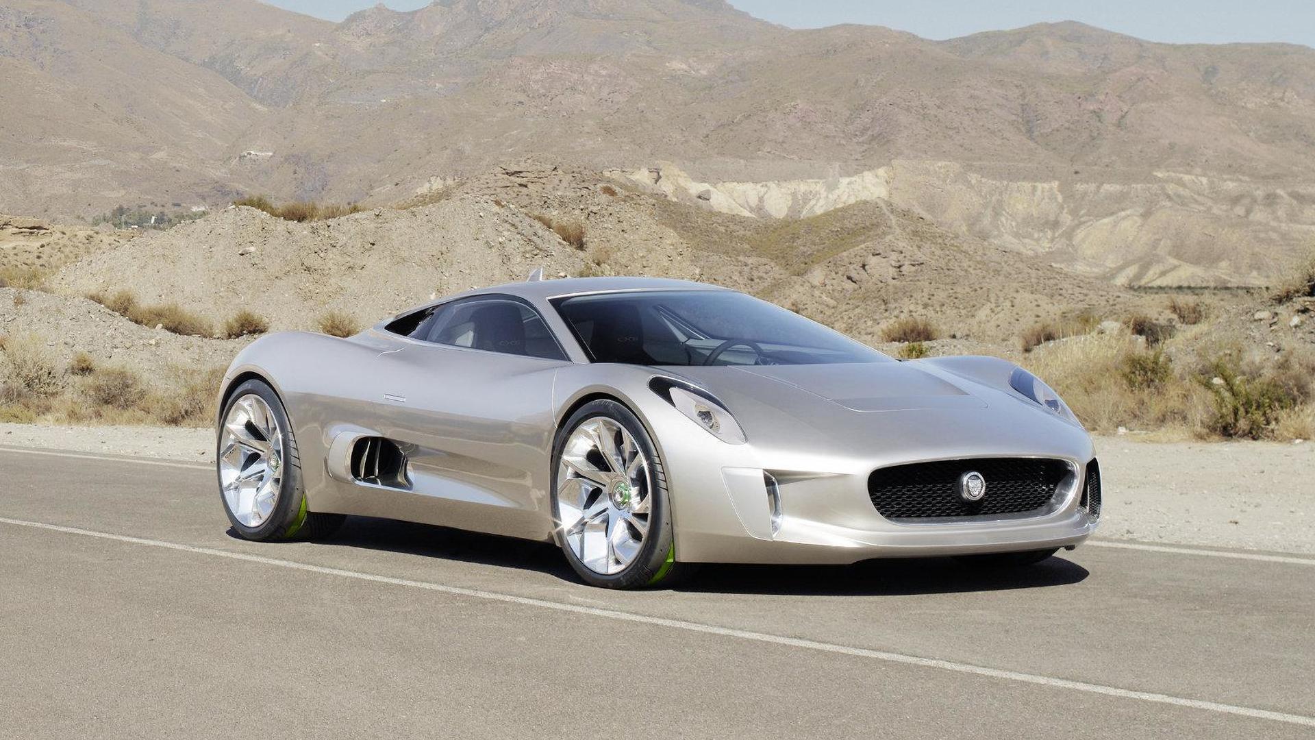 Jaguar building five C-X75 prototypes - report