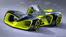 Updated Roborace car teases its bountiful tech