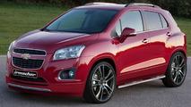 Chevrolet Trax by Irmscher 29.4.2013