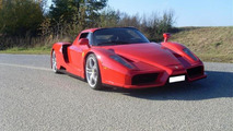 Ferrari Enzo replica with BMW V12 engine