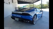 Lamborghini Huracan Police Car (US)