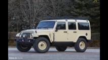 Jeep Wrangler Africa Concept