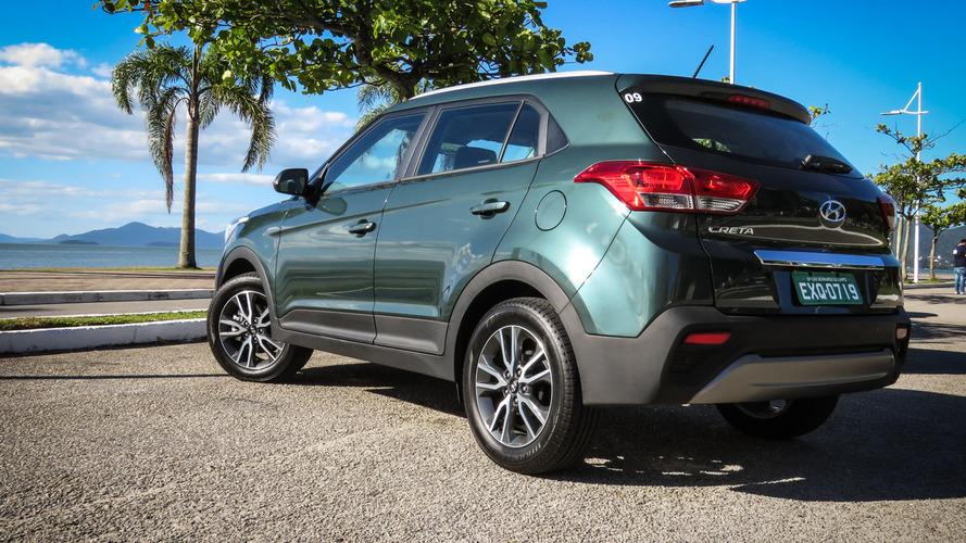 Hyundai Creta já é vendido com condições especiais de ...