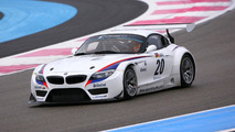 The girl with the BMW Z4 and Z4 GT3 [video]