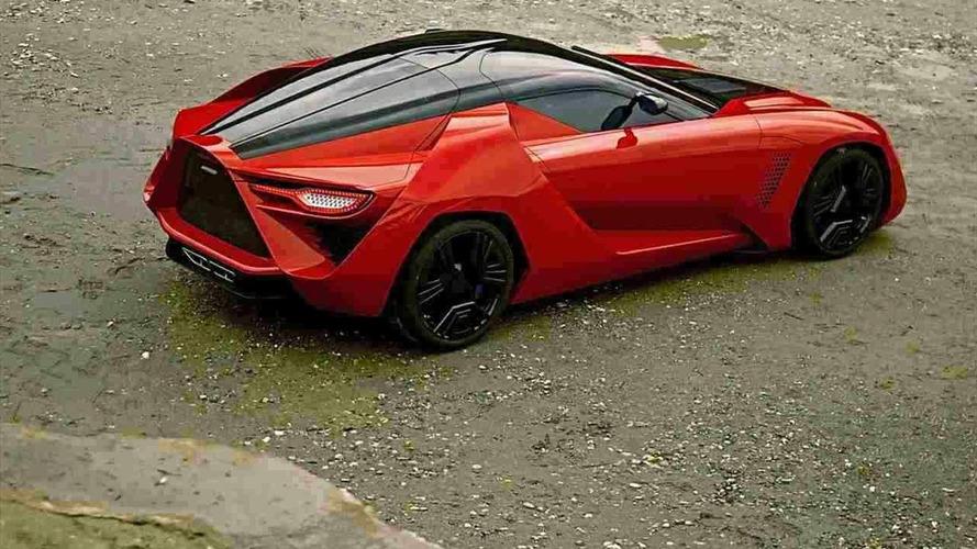 Bertone Mantide Revealed - One-Off Corvette ZR1 Conversion Breaks Cover