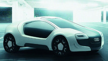 Audi Intelligent Emotion future mobility concept study by Maximilian Mandl