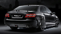 Brabus E V12 Unleashed - The Black Baron
