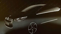 Citroen DS4 First Photo Released [UPDATE]