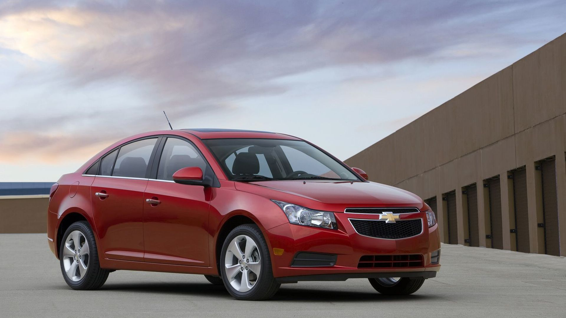 2013 Chevy Cruze to offer a diesel in U.S. - report