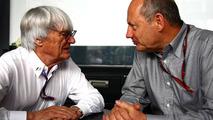 Ecclestone stole F1 from teams - Dennis