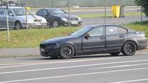2011 BMW M5 spy photos