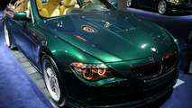 BMW Alpina B6 S Coupe World Premiere
