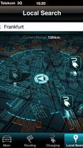 BMW i3 smartphone app - 03.1.2012