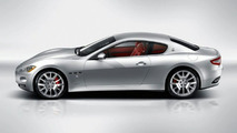 Maserati GranTurismo World Debut at Geneva