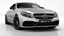 Mercedes-AMG C63 Coupe gains Night Package