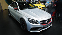 Mercedes-AMG C63 Sedan at 2014 Paris Motor Show