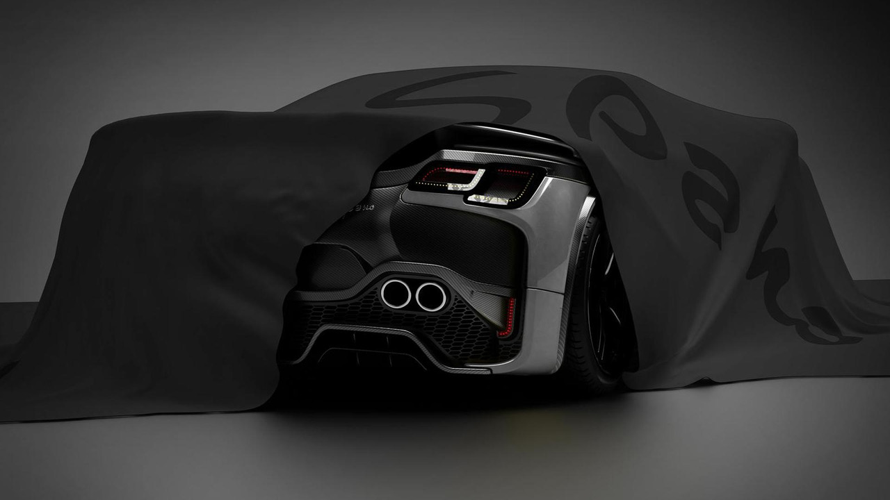 2015 GTA Spano teaser