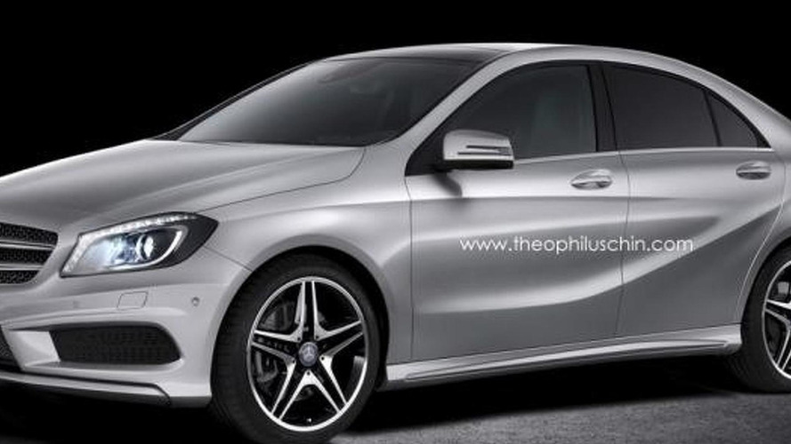 Next generation Mercedes A-Class to have sedan, coupe, roadster & shooting brake variants