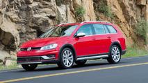 Tough-looking 2017 VW Golf Alltrack wagon starts at $26,670