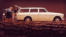 Volvo Amazon 60th anniversary