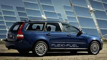 Volvo V50 FlexiFuel