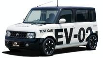 Nissan Electric Vehicle Prototype