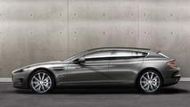 Aston Martin Rapide Shooting Brake by Bertone