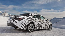 2013 Mercedes-Benz CLA to be offered with new 4MATIC all-wheel drive system