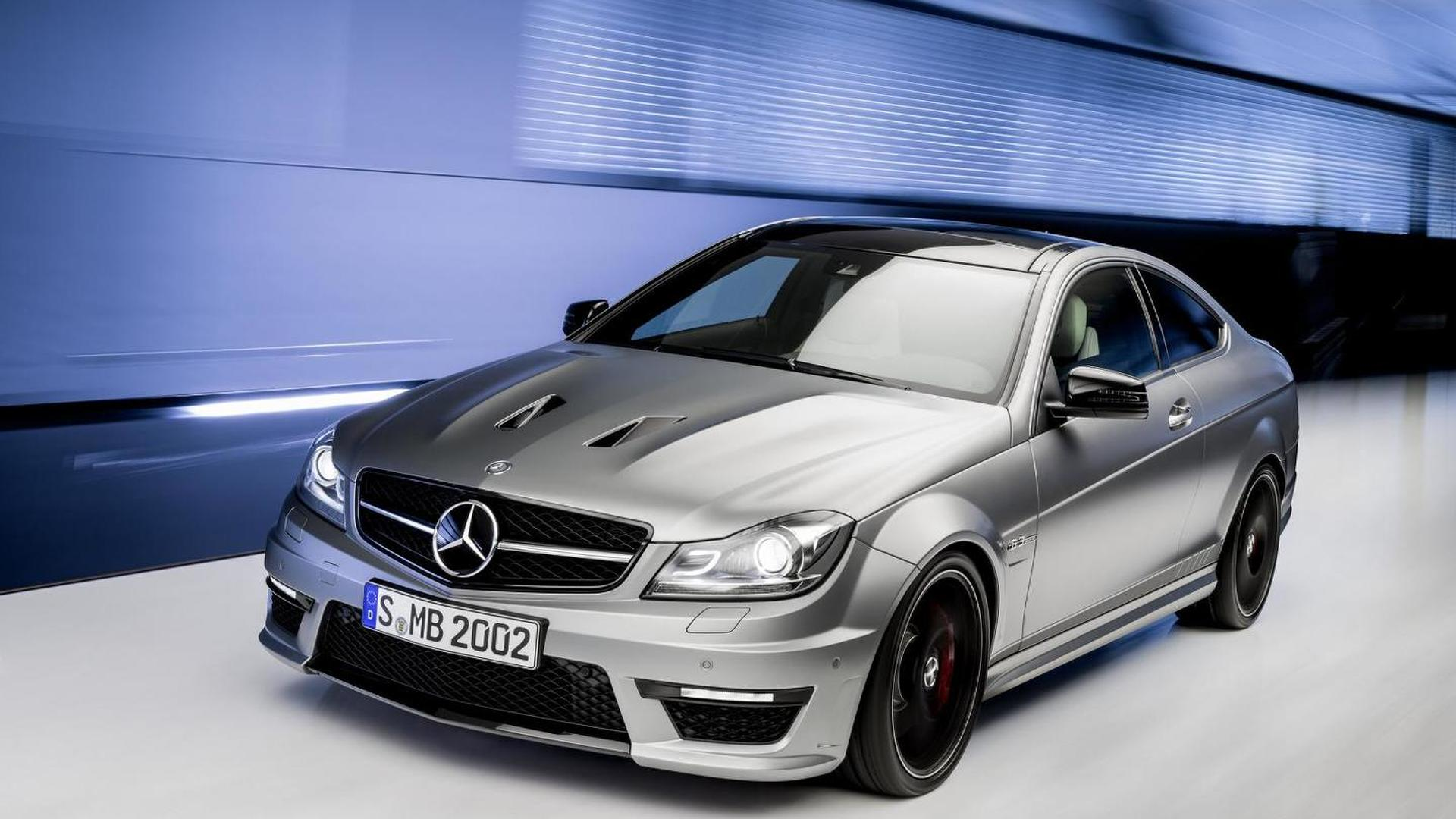 Mercedes-Benz A45 AMG and C63 AMG Edition 507 available on order
