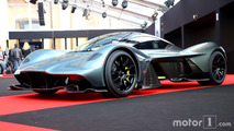 Aston Martin AM-RB 001 will rock a Cosworth 6.5-litre V12 engine