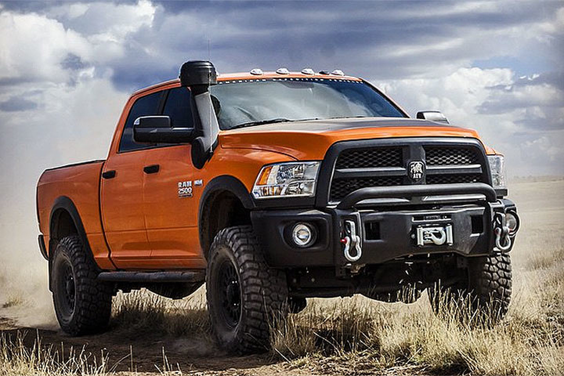 ram trucks just got a mean prospector overhaul. Black Bedroom Furniture Sets. Home Design Ideas