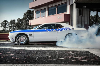 Dodge Challenger Roars into Summer With New Drag Pak