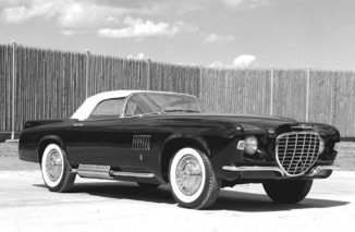 Classic Styling: The 1955 Chrysler Falcon Concept Car