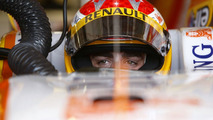 Now Alonso rules out Ferrari 2009 switch