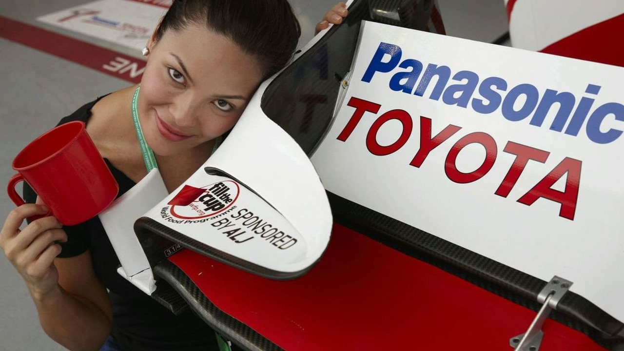 Panasonic Toyota F1 Team