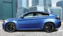 Lumma CLR X 650 M based on BMW X6 M - 1000
