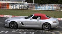 2012 Mercedes Benz SLS Roadster Nürburgring 05.04.2011