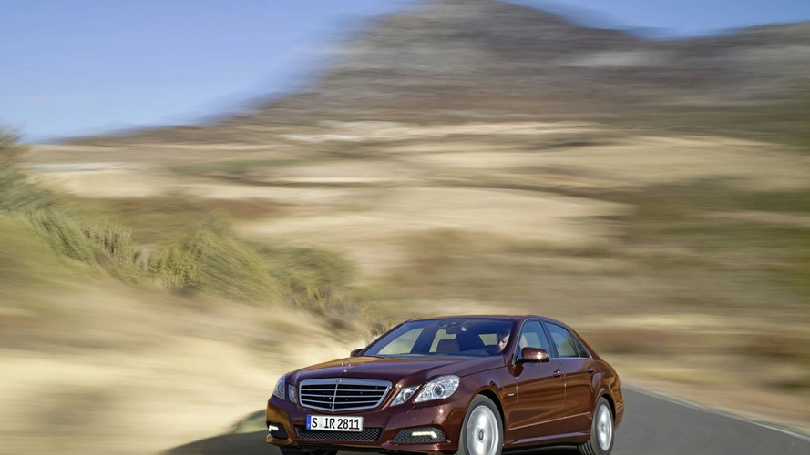 New Mercedes E-Class Sedan Commercial Released