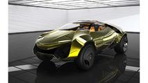 IED McLaren 2020 SAV concept