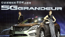 All new 2012 Hyundai Grandeur launched in Korea