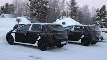 2012 Kia Ceed spied winter testing 10.02.2011