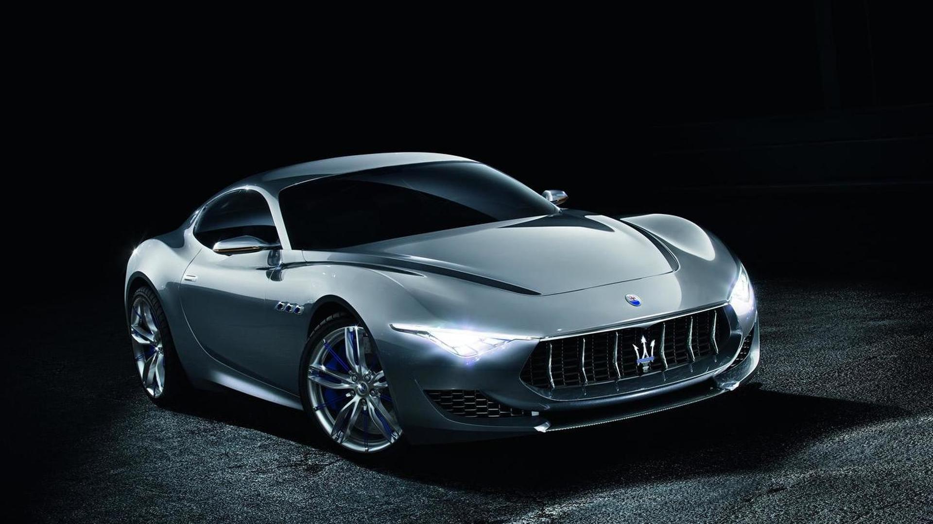 Maserati Alfieri Coupe pushed back to 2018; Cabrio due a year later