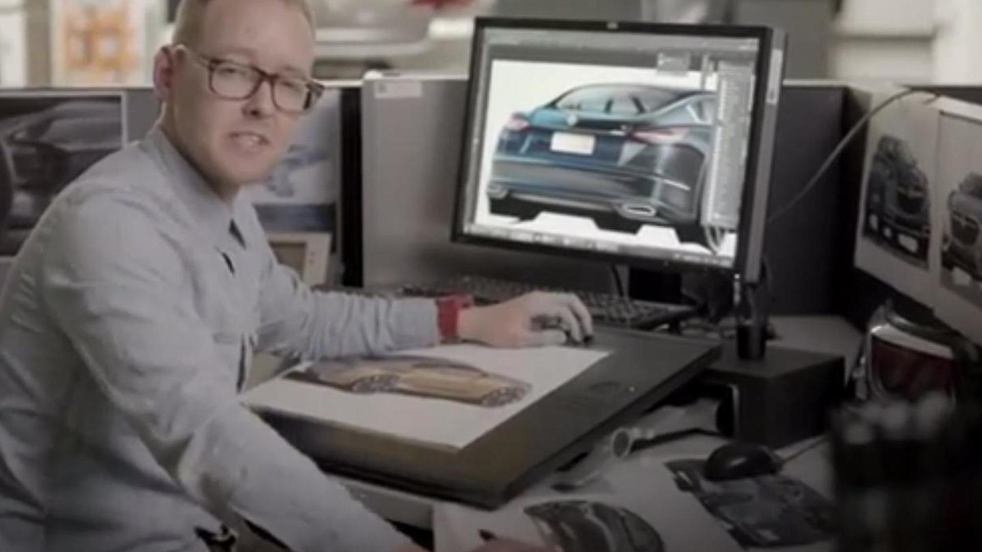 Did Holden accidentally reveal the Panamera-inspired Buick flagship in a new promo video?