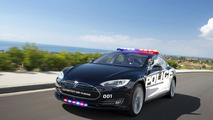 Atherton, CA city manager wants Tesla Model S police cruisers