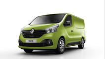 2014 Renault Trafic unveiled with upscale design and new 1.6 dCi engine