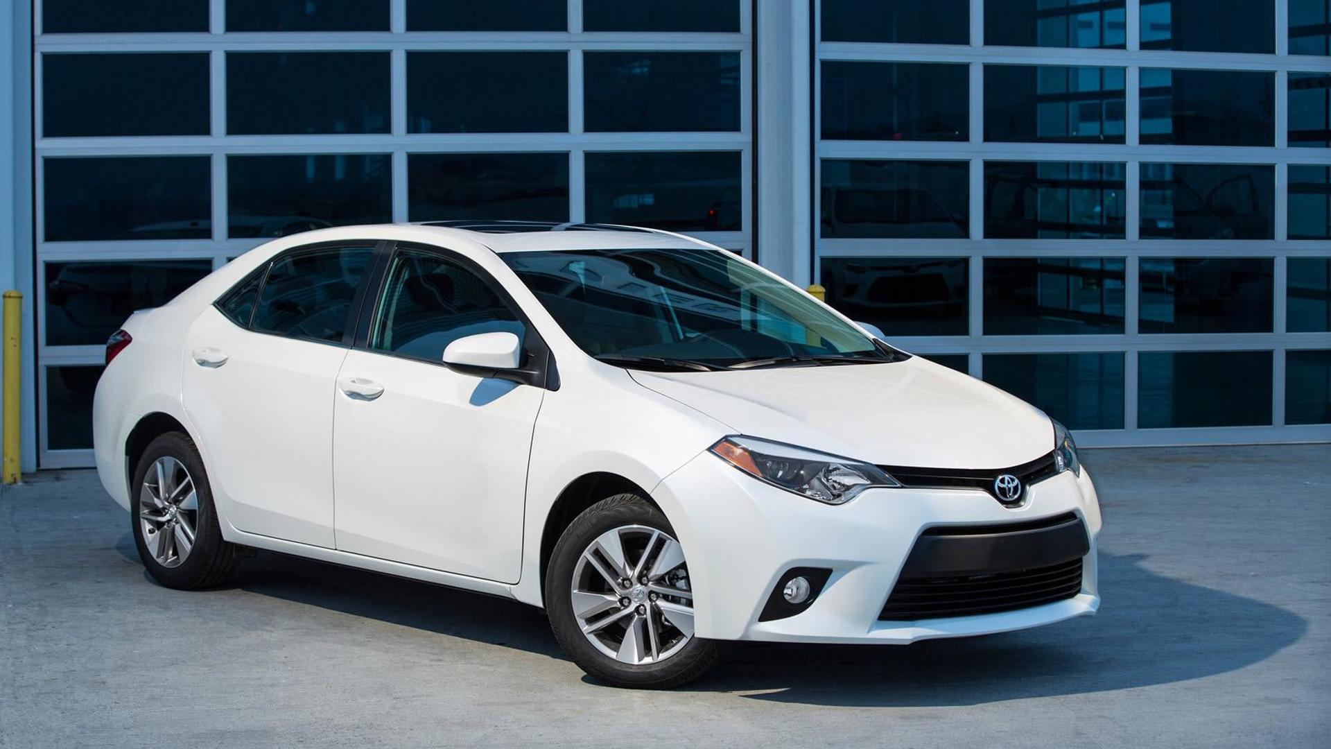 2014 Toyota Corolla priced from 16,800 USD