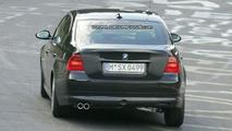 BMW E90 Facelift Spied