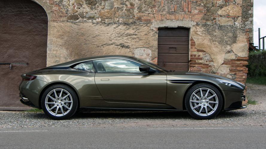 Aston Martin perd de l'argent en 2016 mais reste optimiste