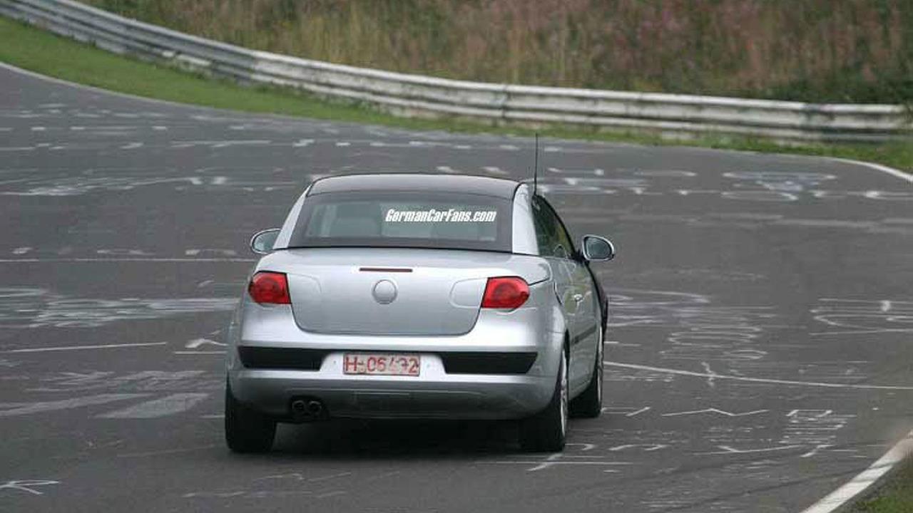 2006 VW Eos Spy Photos - 24/08/2005